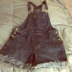 Gap overalls. Size M tall